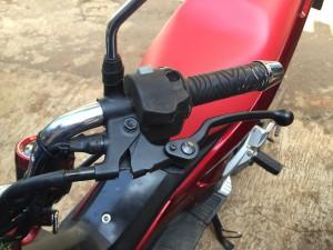 PBL Yamaha terpasang