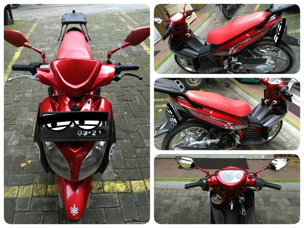 Sayonara Yamaha Nouvo Z