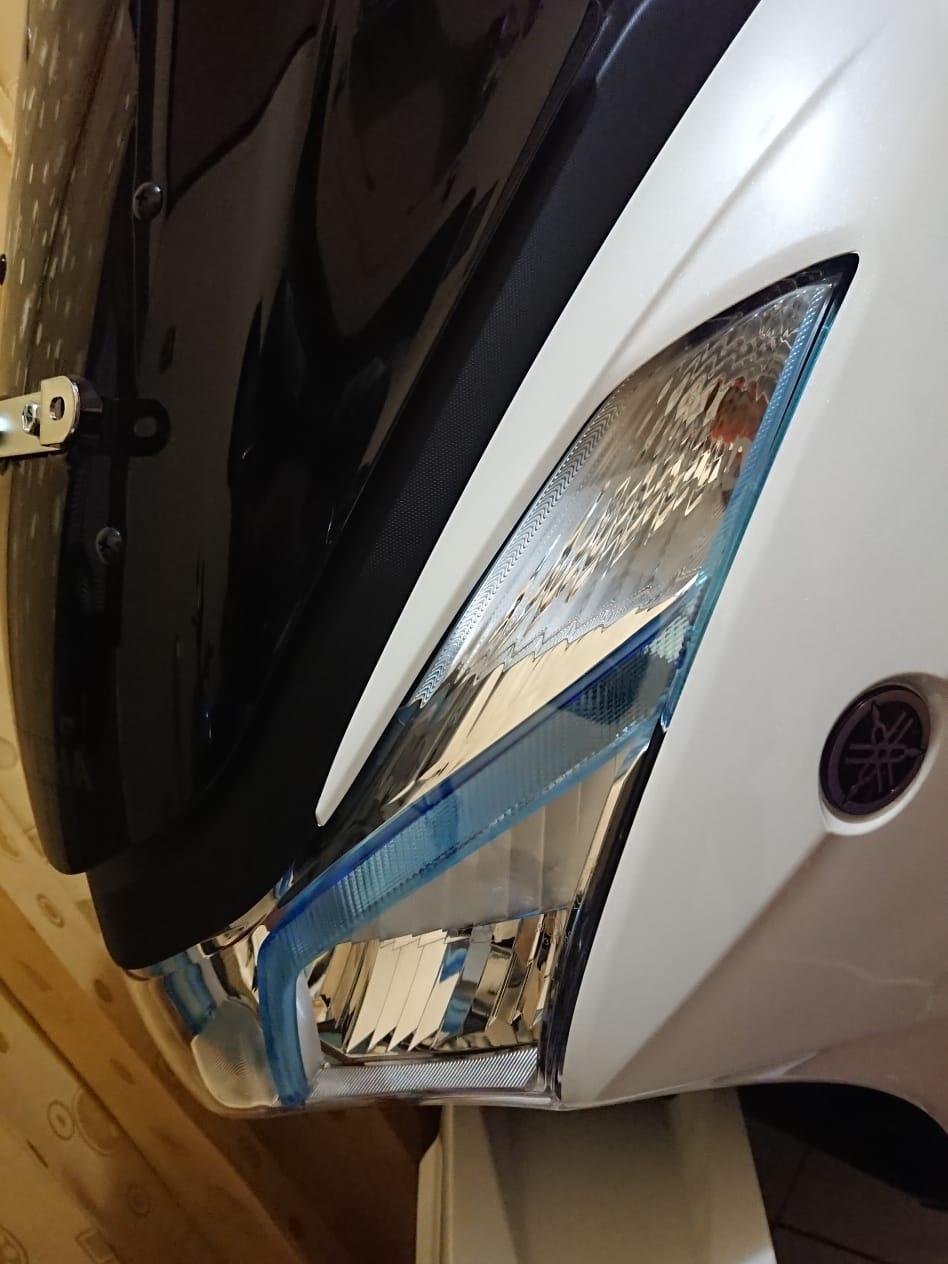 Lampu Yamaha Lexi