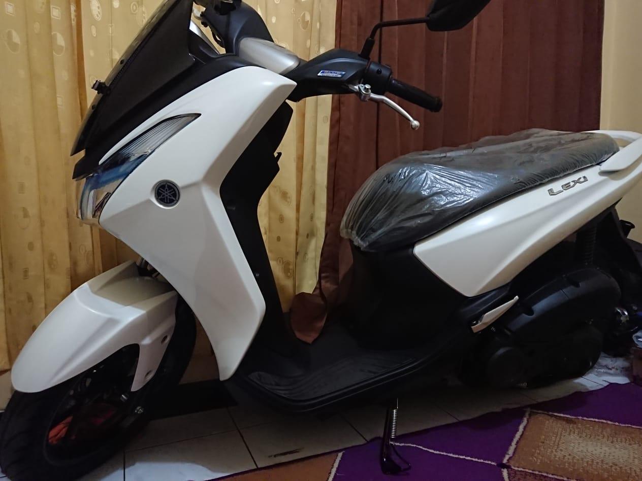 Yamaha Lexi 125 Standar