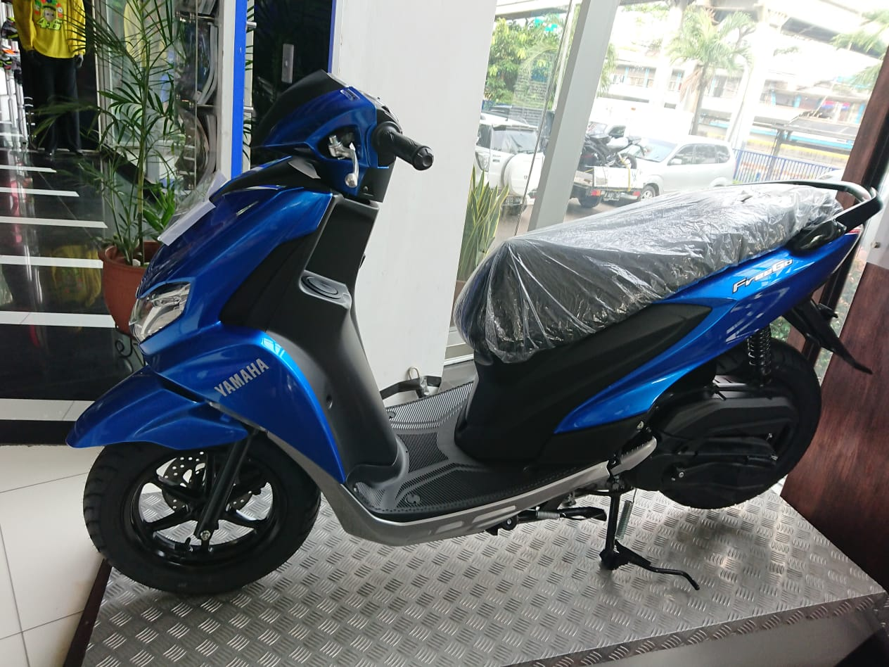 Yamaha FreeGo 2
