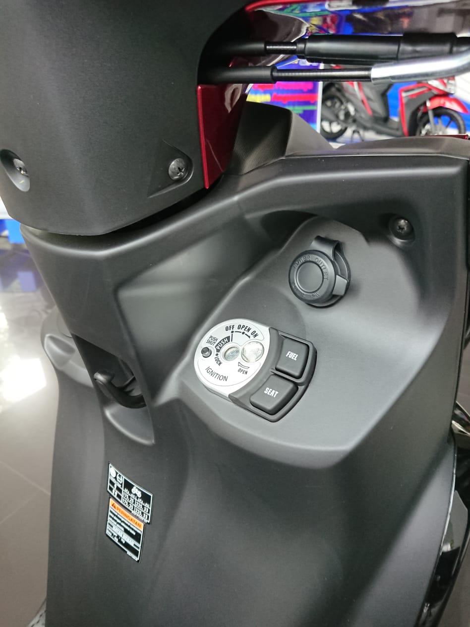 Yamaha FreeGo 4